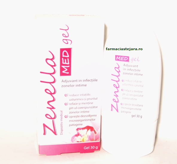 Zenella MED Gel vaginal